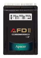Apacer AFD II 1.8inch 4Gb