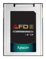 ApacerAFDIII 1.8inch 16Gb
