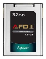 ApacerAFDIII 1.8inch 32Gb
