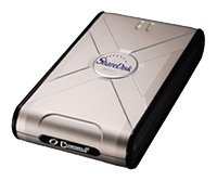 Coworld ShareDisk Portable 750Gb