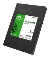InnoDiskSATA 6000 8Gb