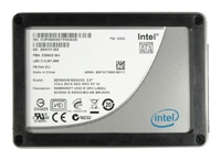 Intel X25-M G2 Mainstream SATA SSD 120Gb