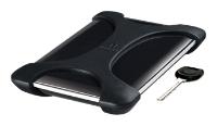 IomegaeGo BlackBelt Portable Hard Drive, Mac