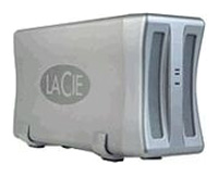 LacieTwo Big with PCI-X