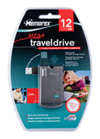 Memorex Mega TravelDrive 12GB