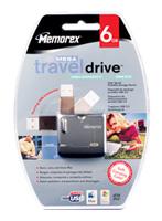 MemorexMega TravelDrive 6GB
