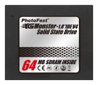"PhotoFast1.8"" GMonster IDE V4 SSD 64GB"