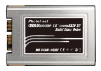 "PhotoFast 1.8"" GMonster microSATA V3 SSD 128GB"