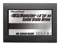 "PhotoFast1.8"" GMonster ZIF V4 SSD 128GB"