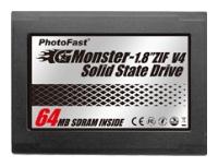 "PhotoFast1.8"" GMonster ZIF V4 SSD 64GB"