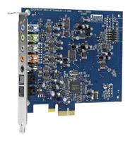 CreativeX-Fi Xtreme Audio PCI Express