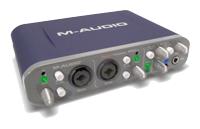 M-AudioFast Track Pro