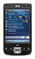 HPiPAQ 214 Enterprise Handheld