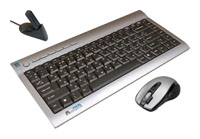 A4Tech GKS-670MD Silver-Black USB