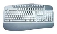 A4TechKB-8-R White-Grey PS/2