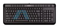 A4TechKL(S)-40 Black USB+PS/2