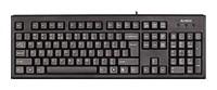 A4TechKM-720R Black PS/2