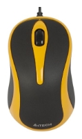 A4TechQ3-350-3 Black-Yellow USB