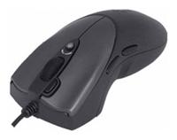 A4TechX-738K Black USB+PS/2
