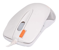 A4Tech X6-55BD White USB+PS/2