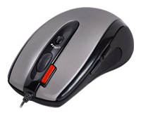 A4TechX6-70D Silver-Black USB+PS/2