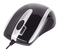 A4TechX6-73MD Black-Silver USB+PS/2