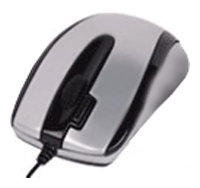 A4TechX6-73MD Silver-Black USB+PS/2