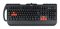 A4TechX7-G700 Black PS/2