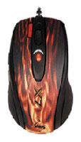 A4TechXL-750BF Red-Black USB