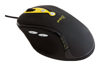 ACME Laser Gaming Mouse MA02 Black-Yellow USB