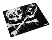 ACMEMini Mouse + Mouse pad (skull)