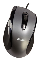 ACME Multifunctional Mouse MN01 Dark Grey USB