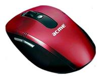 ACMEMultifunctional Mouse MN04 Red USB