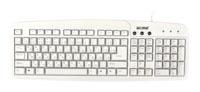 ACMEStandard Keyboard KS01 White PS2
