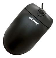 ACMEStandard Mouse MS04 Black USB