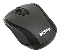 ACMEWireless Mouse MW04 Black USB