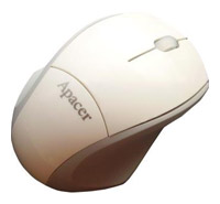 ApacerM811 Wireless Laser Mouse White USB
