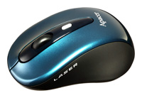 ApacerM821 Wireless Laser Mouse Blue USB