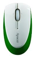 ApacerM822 White-Green USB