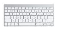 AppleA1314 Wireless Keyboard White Bluetooth