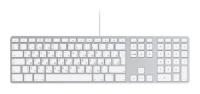 AppleMB110 Wired Keyboard White USB