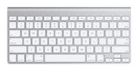 AppleMB167 Wireless Keyboard Silver Bluetooth