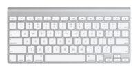 AppleWireless Keyboard MC184 White Bluetooth
