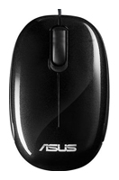 ASUSSeashell Optical Mouse Black USB
