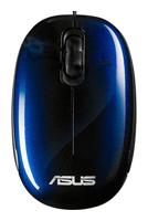 ASUSSeashell Optical Mouse Blue USB