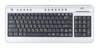 BTC6200C Silver-Black USB+PS/2