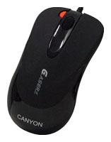 CanyonCNR-MSL4 Black USB+PS/2