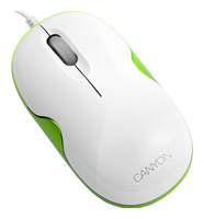 Canyon CNR-MSL8G Green USB+PS/2
