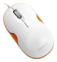 CanyonCNR-MSL8O Orange USB+PS/2
