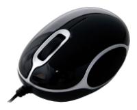 CanyonCNR-MSO05S Black-Silver USB